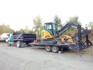 Excavator g50